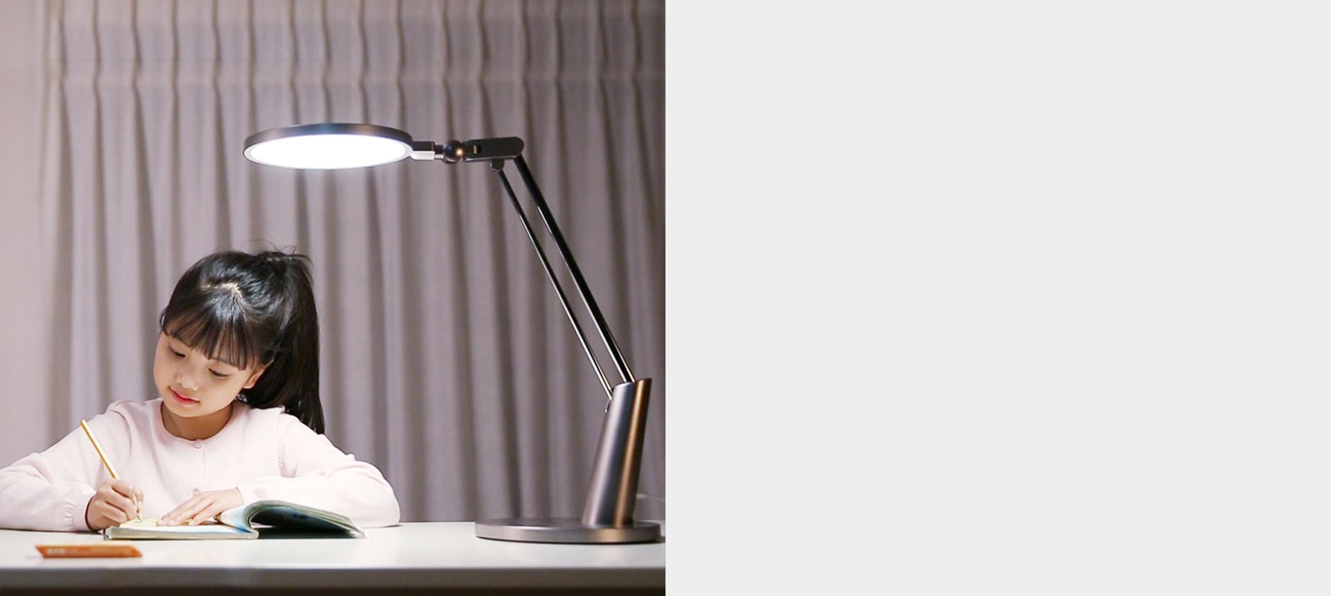 Serene Eye Friendly Desk Lamp Pro Desk Light Yeelight