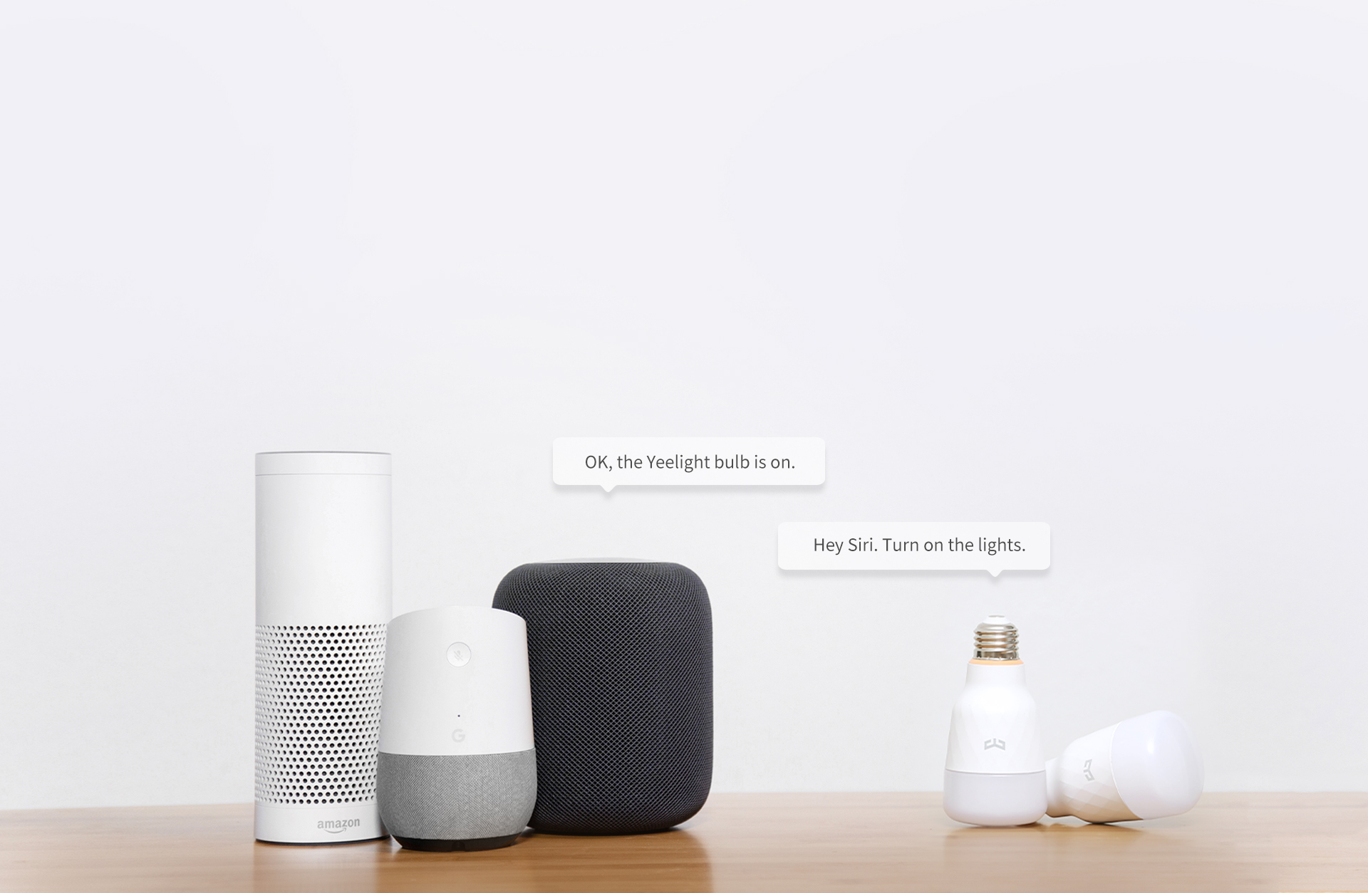 Sync with your digital lifestyle » Smart LED Bulb 1S (Dimmable)